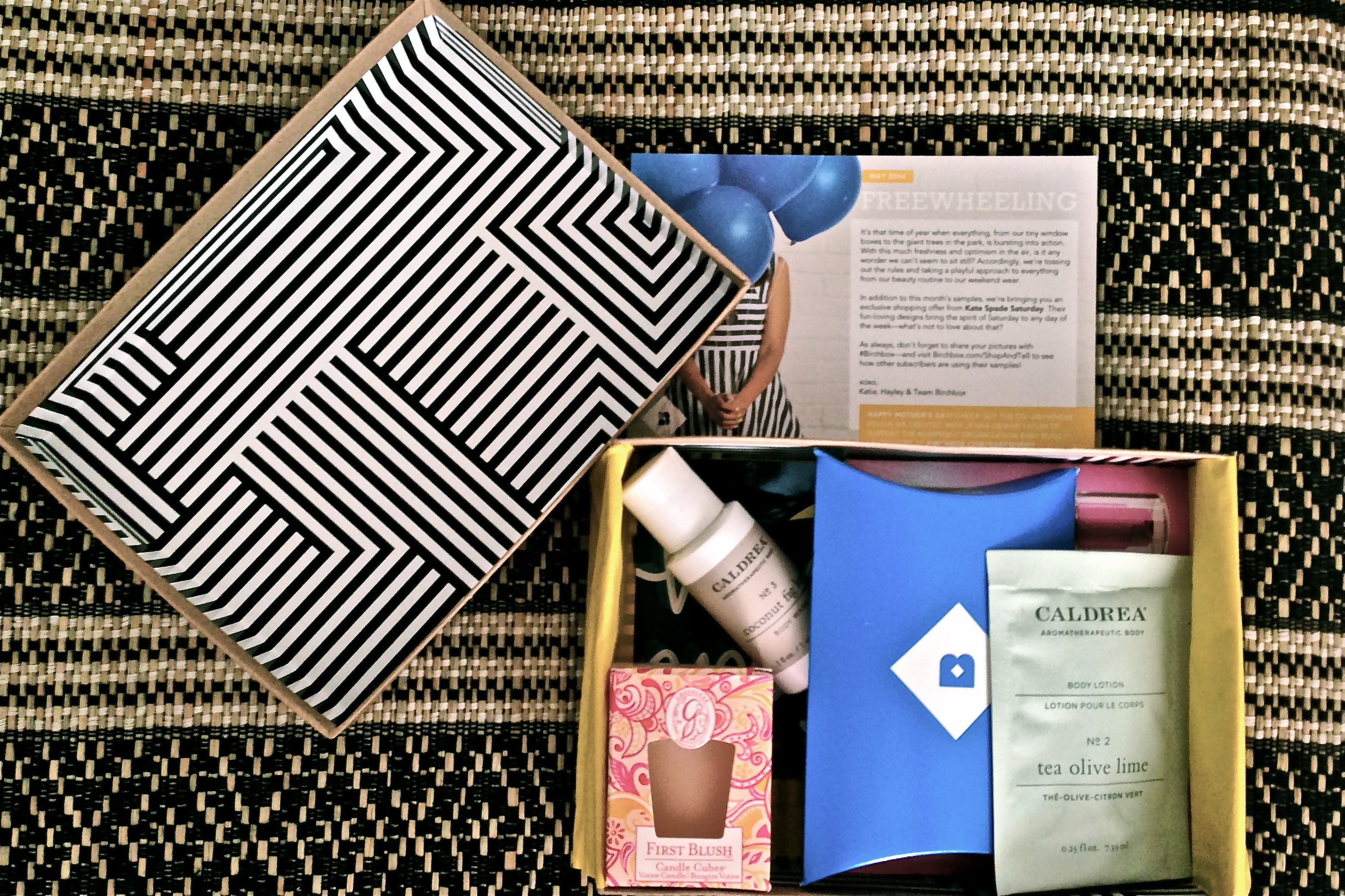 May Birchbox Finds- glamourita.com