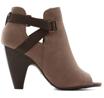 ModCloth Strappy Bootie ($54.99)